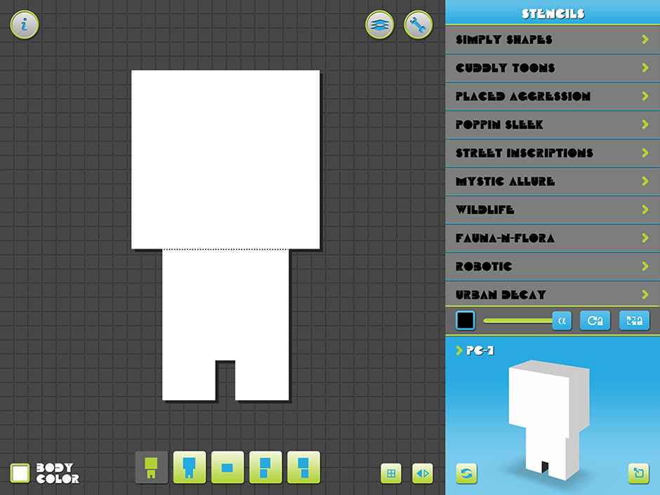 Paper Critters Screenshot 1